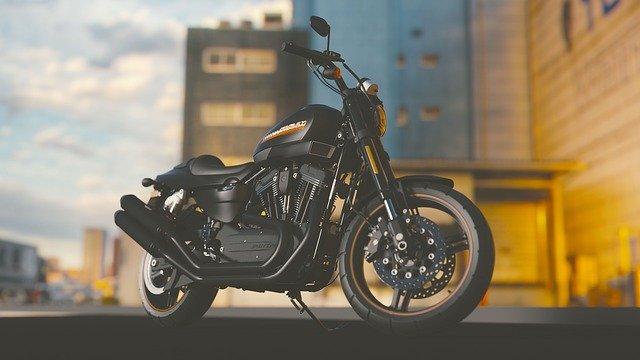 używane części motocyklowe