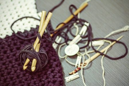 sznurki do szydełkowania